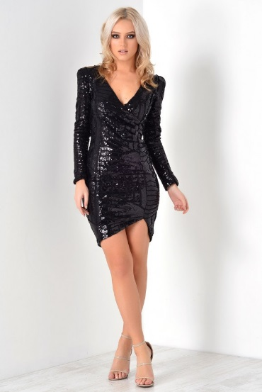 sequin-dress-iclothing